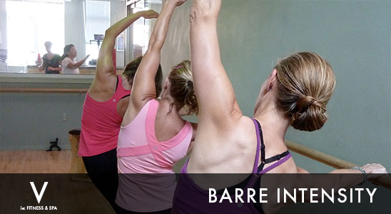 barre intensity